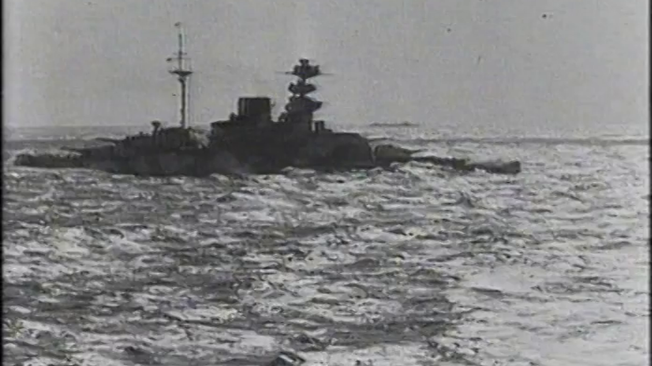 HMS Gloucester BBC Two Documentary - The untold story