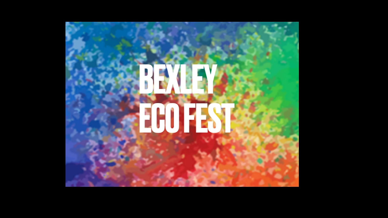 LIVE                   WITH                                BEXLEY ECO FEST