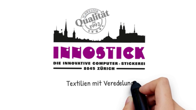 INNOSTICK Stickerei und Veredelung