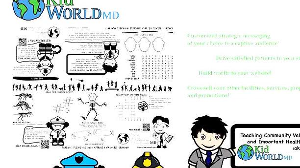 OurWorld MD.640