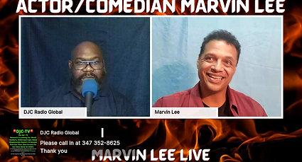 """Actor/Comedian """"Marvin Lee"""""""