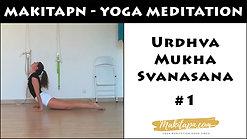Urdhva Mukha Svanasana #1