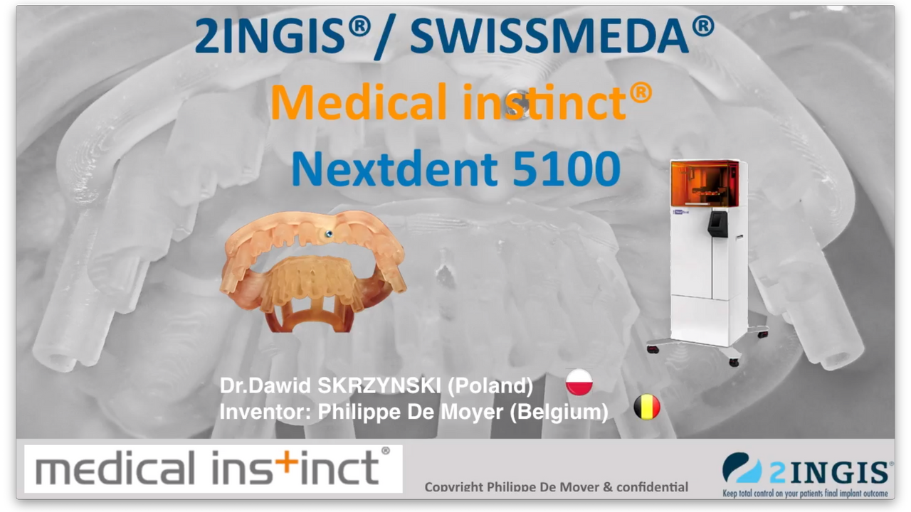2INGIS® Medical instinct® surgery in Poland with Dr Dawid Skrzynski