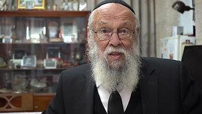 """HaRav Avrohom Gurewitz Shlit""""a"""