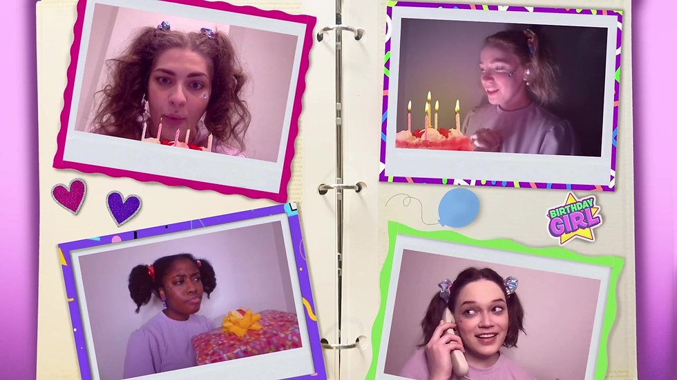 First Birthday: A Short Play Festival