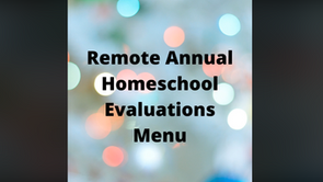 Remote Annual Evaluation Options & Pricing