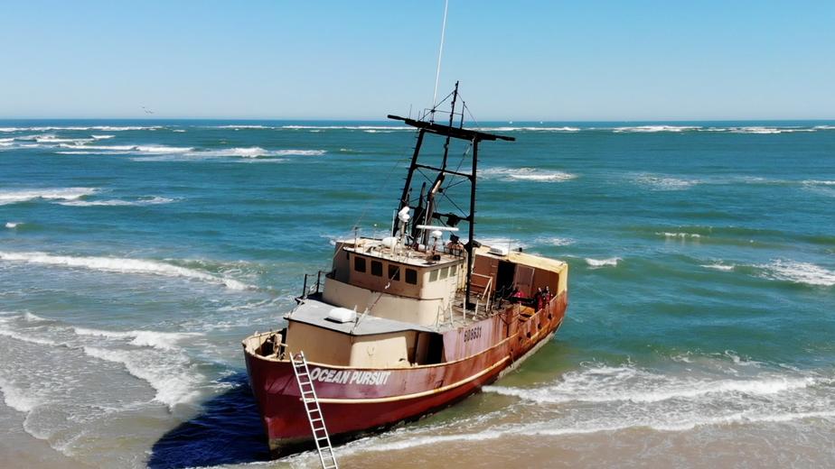 Tow BoatUS Beaufort Environmental Lightering Ocean Pursuit