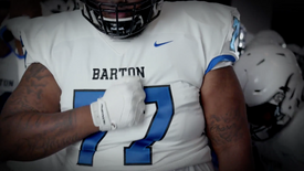 TRIWORKS Barton College Football