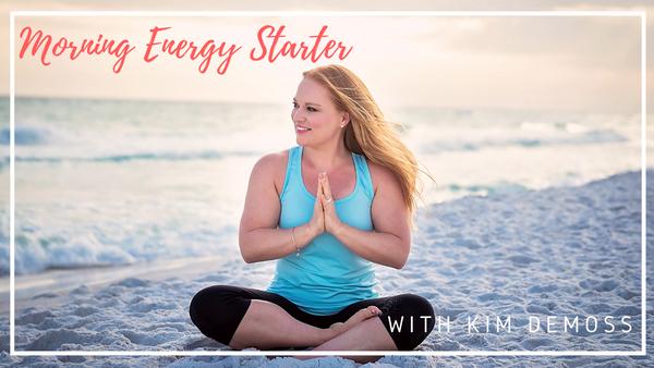 Morning Energy Starter Practice