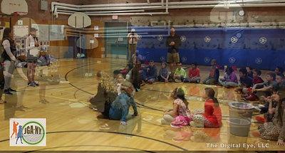 JGA Zoller Elementary in Schenectady Symetra Tour Ladies Golf 2017