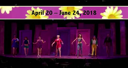 Legally Blonde The Musical @ Stage West Calgary April 20-June 24, 2018