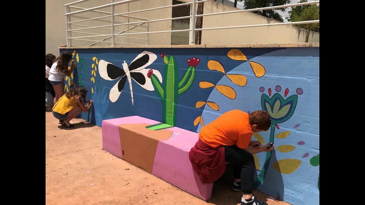 video mural final