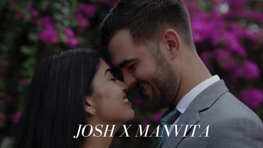 Josh x Manvita