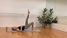 9 AM April 4, Pilates Flow