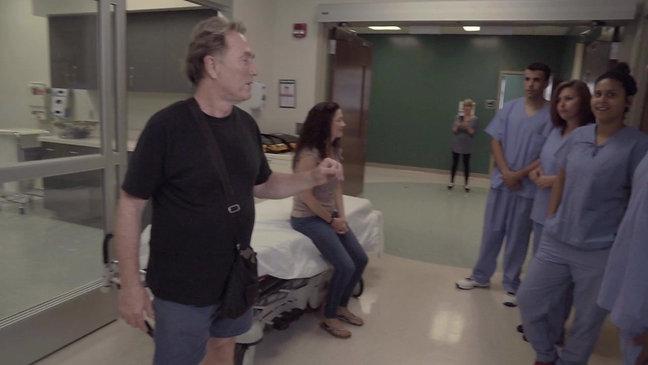 directing: Emergency room