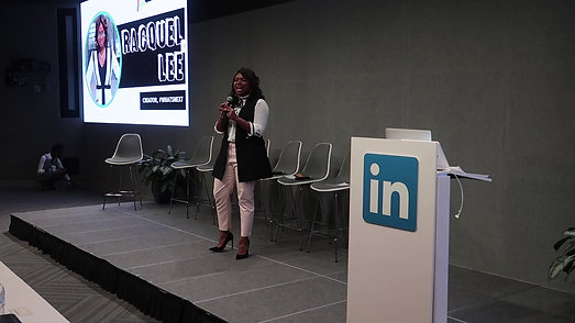 #WHATSNEXT at LinkedIn Headquarters