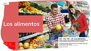 Los alimentos - Español Latino