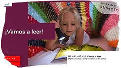 Vamos a leer - Español Latino