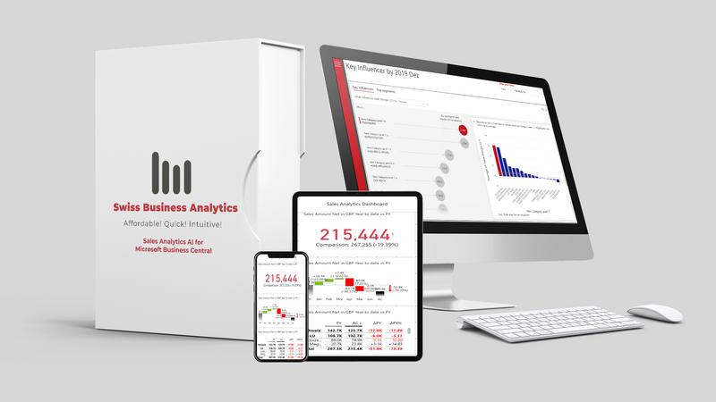 Swiss Business Analytics