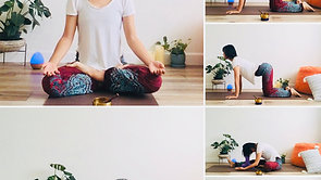Yin Yoga : Middle Way