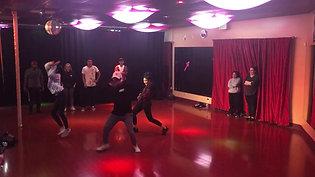 Denzel , Bella and Amanda Tuesday Hip Hop