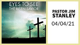Eyes to See the Risen Savior