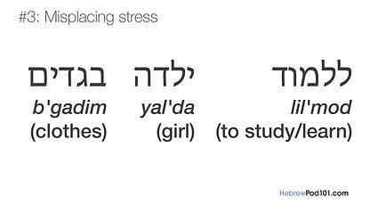 Top 5 Hebrew Pronunciation Mistakes to Avoid [720p]