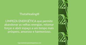 ThetaHealing: Limpeza Energética