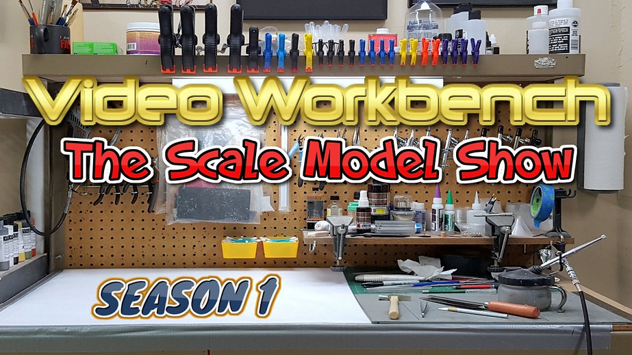 VIDEO WORKBENCH: THE SCALE MODEL SHOW (SEASON 1)