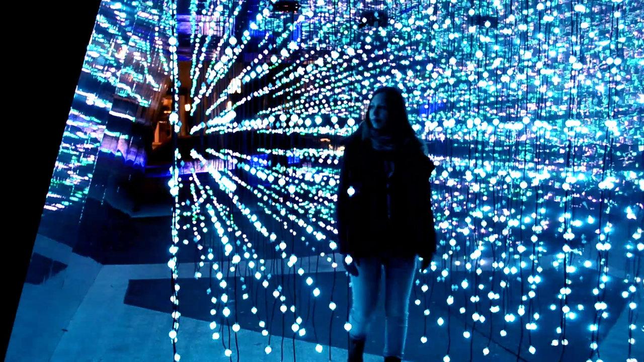 Light Walk Final Video
