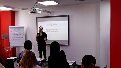Experienta cursantilor: Paula Anca