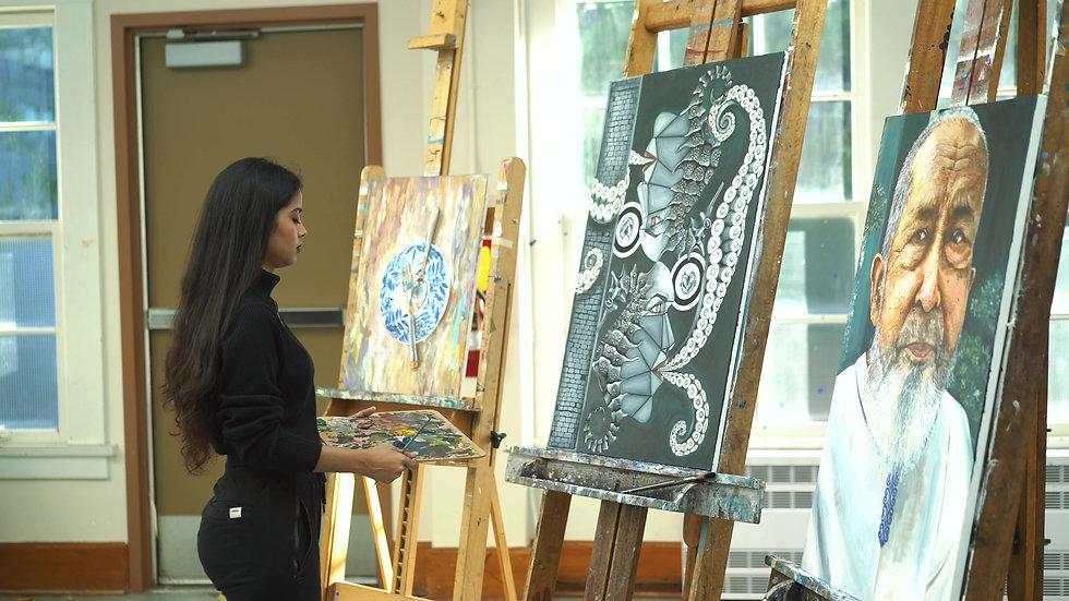 QUAZI ADELINA BILLUR - PRESIDENT OF BSA UBC