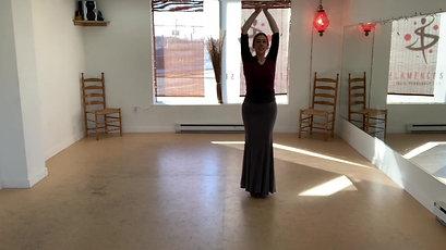 Extrait d'un tango, musique: Rosalía (di mi nombre)