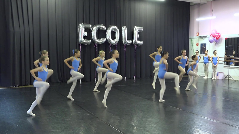 Ecole Open Day 2019