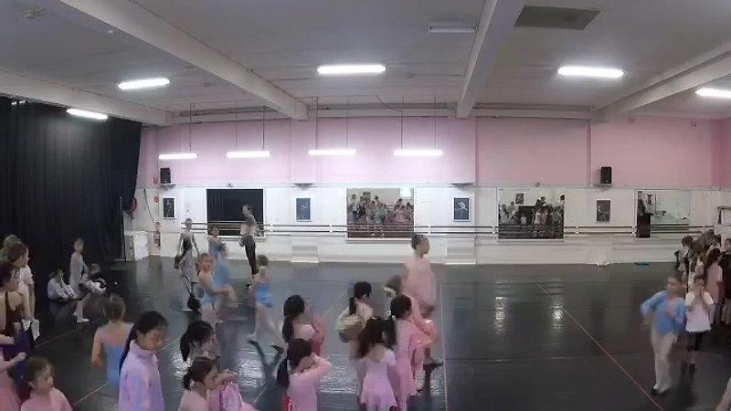 Junior Show 2019 Rehearsal