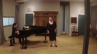 """""""Ecco: respiro appena ... Io son l'umile ancella"""" from Adriana Lecouvreur"""