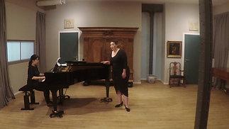 """Piangea cantando"" (Willow Song) from Otello"