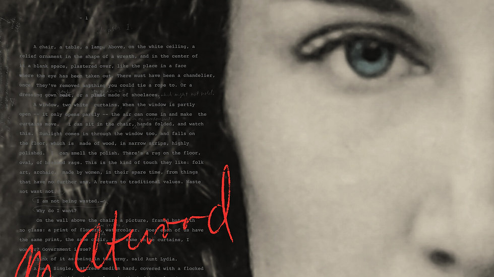MARGARET ATWOOD: A Word after a Word after a Word is Power