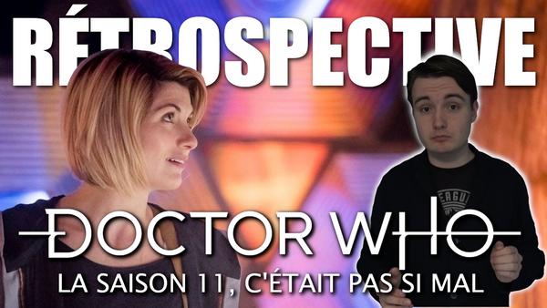 Doctor Who - La saison 11, c'était pas si mal
