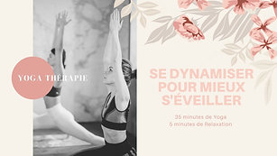 Yoga Therapy Pour se dynamiser