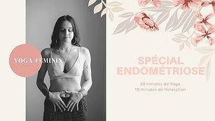Yoga Féminin Spécial endométriose