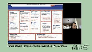 Future of Work, Strategic Thinking Ghana, Africa
