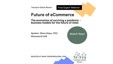 Economics Webinar: The economics of surviving a pandemic – business models for the future of retail (2021-05-27 at 04:02 GMT-7)