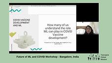 ML and COVID IDIEA Pod, Bangalore, India