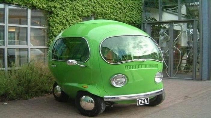 Top 10 Weirdest Cars