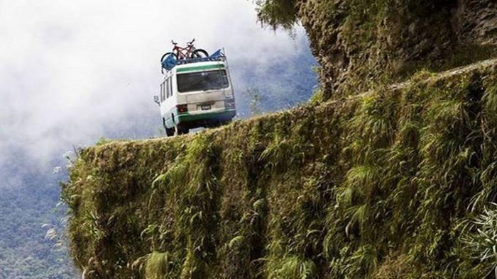 Top 10 Most Dangerous Roads