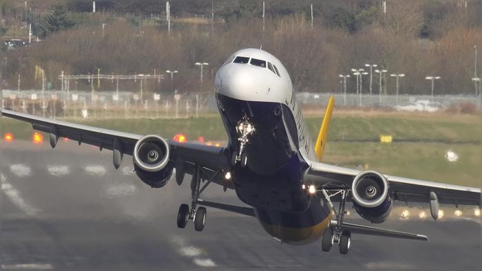 Top 10 Crosswind Landings