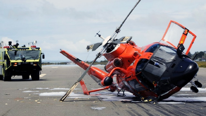 Top 10 Helicopter Crashes