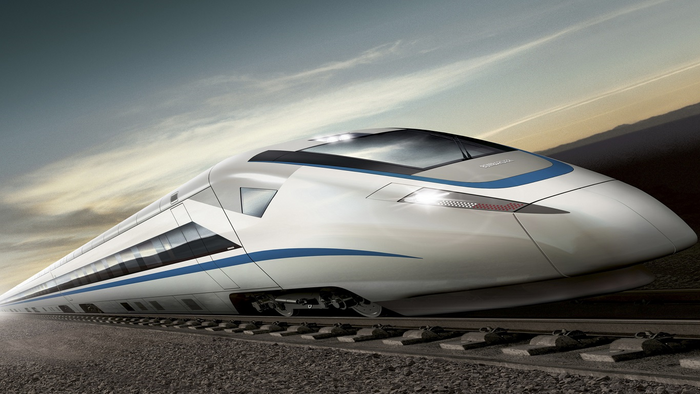 Top 10 Fastest Trains
