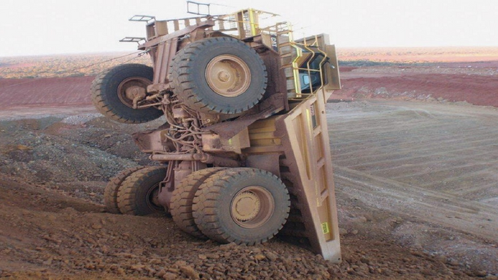 Top 10 Heavy Equipment Fails